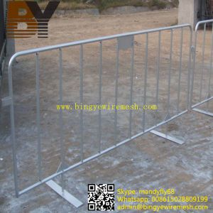 Crowd Control Barrier Pedestrian Barriers pictures & photos