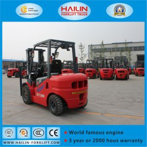Gasoline Forklift Truck pictures & photos