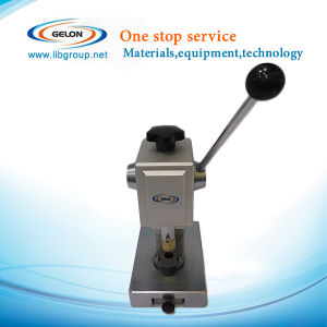 One Stop Service Coin Cell Machine for Li Ion Battery Production Line (GN-CR2016 CR2025 CR2032) pictures & photos