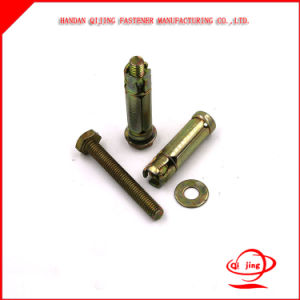 Hex Nut Expansion Bolt Sleeve Anchors M10 X 110mm, Sleeve Anchors pictures & photos
