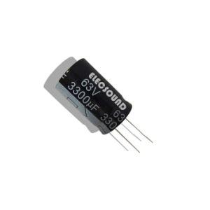 CD268 Aluminum Electrolytic Capacitor Radial
