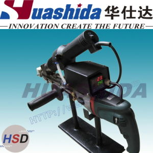 Plastic PVC Hand Extruder Welding Gun (HJ-30A) pictures & photos