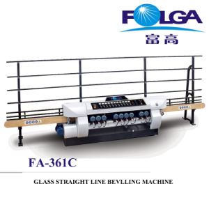 Glass Straight Line Beveling Machine (FA-361C) pictures & photos