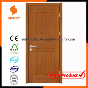 Elegant PVC Wooden Door with Hot Sale pictures & photos