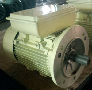 Single Phase Motor (0.37kw-0.5HP, 230V/50Hz, 3000rpm, Aluminum Frame B5 pictures & photos