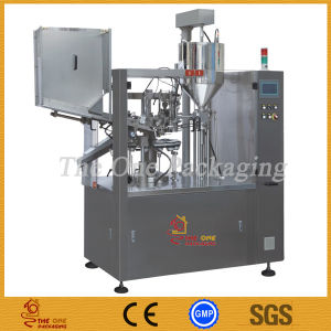 Automatic High Speed Tube Filling and Sealing Machine pictures & photos
