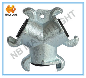 Carbon Steel American Style Casting Air Hose Coupling pictures & photos