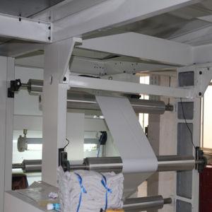 Plastic Film 6 Color Rotogravure Printing Machine