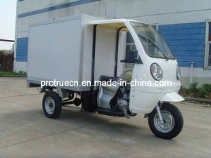 Fresh Transportation 150cc Cargo Tricycle with Insulation Box (TR-22B) pictures & photos