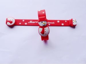 Bracelet Christmas Gift USB Flash Memory Disk 32GB (T-019)