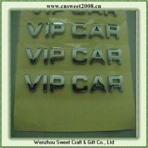 Car Chrome Badge Emblem Plastic Emblem (S1M085) pictures & photos
