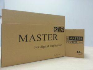 Gestetner Master Cpmt 22 A4 & Ricoh Gestetner Duplicator Master pictures & photos