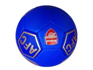 PU Machine Stitched Soccer Ball pictures & photos
