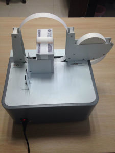 Currency Binding Machine for Wide 40mm Tape Use
