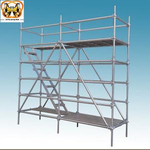 SGS/ En12810 Telescoping Construction Scaffolding System for Construction pictures & photos