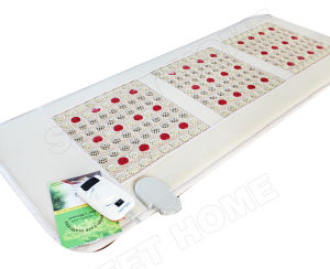 Magnetic Tourmaline Heating Pad / Electric Infrared Jade Heating Mattress pictures & photos