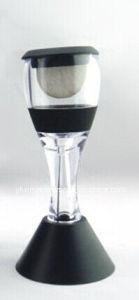 Amazon Vendor Hot Sale Wine Aerator Decanter Plastic Matrial pictures & photos