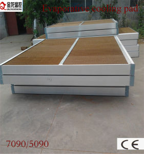 Stainless Steel Frame Evaporative Cooling Pad pictures & photos