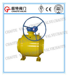 Full Welding Ball Valve (Q367F)