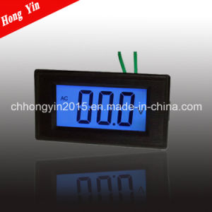 D85-22 LCD AC Voltage Panel Meter pictures & photos