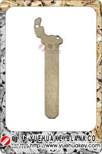 Cupronickel Door Key Blank