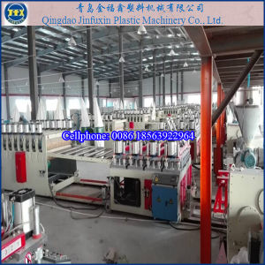 PVC Crust Foam Board Machinery (SJSZ-80/156) pictures & photos