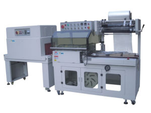 Automatic L-Bar Sealing and Shrinking Machine Gpl-4535+GPS-4525 pictures & photos