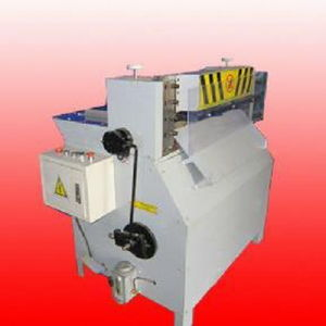 Rubber Strip Cutting Machine/Rubber Strip Slicing Machinery pictures & photos