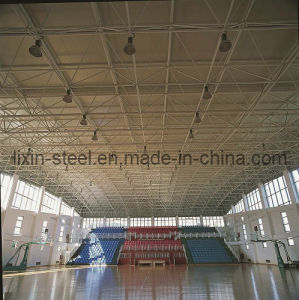 Steel Truss Roof Frame for Basketball Count Building pictures & photos