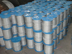 Steel Wire Rope Used in Ropeway pictures & photos