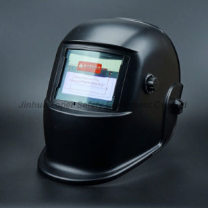 Black Shelll Auto-Darkening Welding Helmet (WM4026) pictures & photos