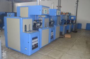 Hz-880 Luxury Type Semi Automatic Blow Molding Machine pictures & photos