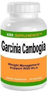 Garcinia Combogia Extract Capsule