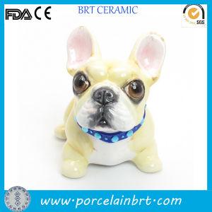 Lovely Children′s Gift Dog Ceramic Money Saving Box pictures & photos