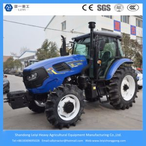 1254 Farm Tractor/Agricultural/Garden Tractor with 4WD/Air Conditioner/Shuttle Shift/Yto, Deutz Engine pictures & photos