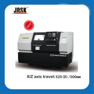 China Horizontal High Speed Precision CNC Turning Lathe Machine Price pictures & photos