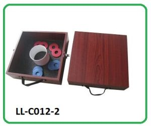 MDF Washer Toss Game Wooden Toy