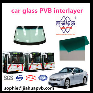 Color Band 0.76mm PVB Interlayer for Car Windshield pictures & photos