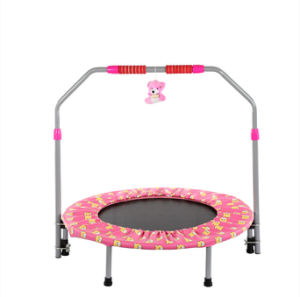 36inch Family Fitness Trampoline with Handrails pictures & photos