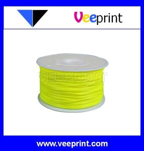 Yellow 1.75mm ABS 3D Printer Filament for 3D Printing