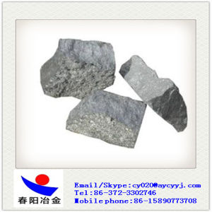 China Inculant Sica Alloy/ Calcium Silicon for Steel Industry pictures & photos