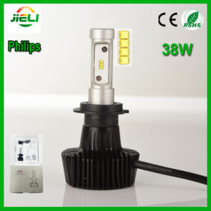 Philips 38W P84 H7 LED Car Headlight pictures & photos