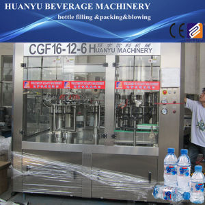 2014 New Mineral Water Bottle Filling Machine pictures & photos
