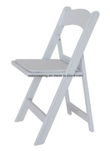 Plastic Folding Church Wedding Banquet Outdoor Party Chair (5202) pictures & photos