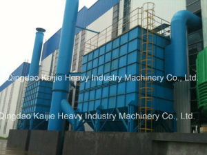 Dust Collecting Equipment in Sand Process; Bag Dust Remover in EPC Casting System/V Method pictures & photos