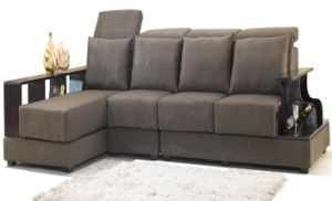 Fabric Sofa-Modern Style (1035#) pictures & photos