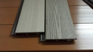 Factory Steady Quality WPC Outdoor Decking Wall Panel pictures & photos
