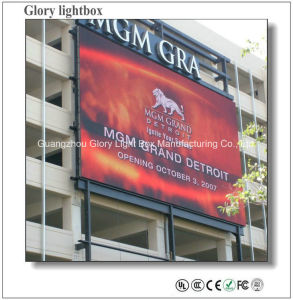 Buiding Rental P20 LED Sceen Display pictures & photos