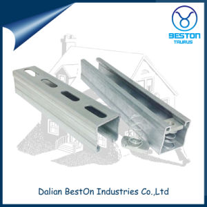 Slotted Steel Strut C Channel pictures & photos