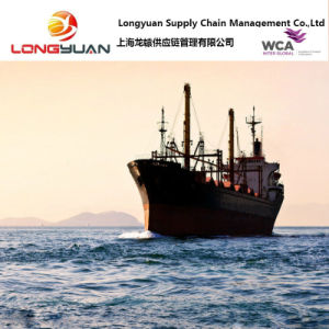 Logistics Service Sea Freight (Shanghai to Vancouver, Canada)